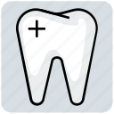 dental, dentist, healthcare, medical, teeth icon