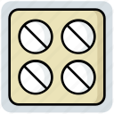 medical, medicine, pills, tablets icon