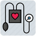 blood pressure, equipment, healthcare, heartbeat, medical, monitor
