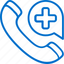 call, emergency, help, information, line, service, telephone icon