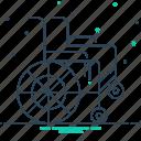 chair, disability, handicapped, physical impairment, wheel, wheel chair