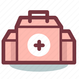 chest, drugs, emergency, healthcare, medicine icon