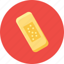 aid, band, bandage, care, medical, plaster, treatment icon
