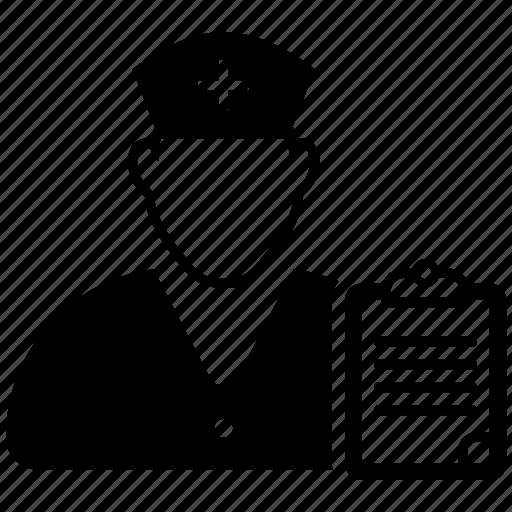 biograph, board, clipboard, compounder, document, note, profile icon