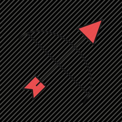 Archer, arrow, hunter icon - Download on Iconfinder