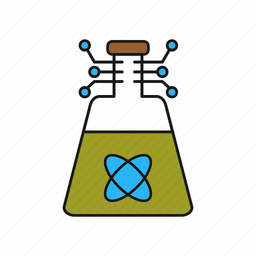 Artificial, beaker, intelligence icon - Download on Iconfinder