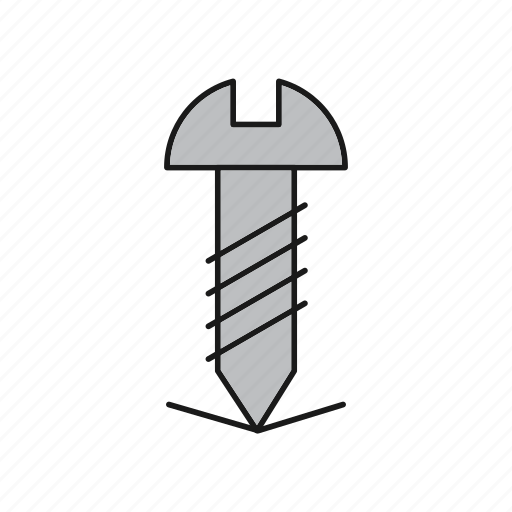 Auger, bit, drill, drilling, oil icon - Download on Iconfinder