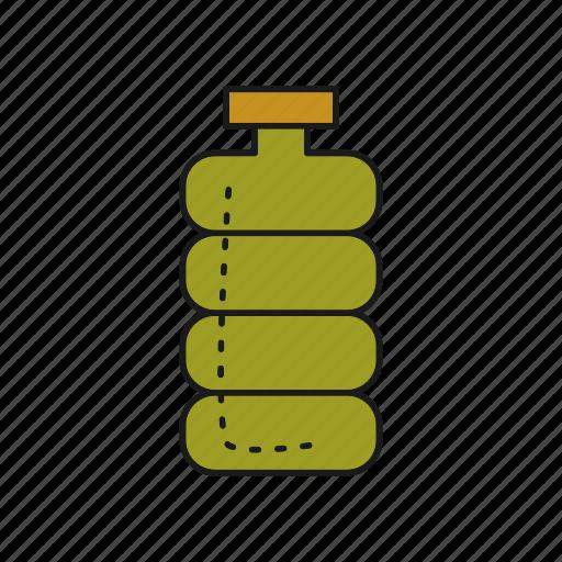 Bottle, drink, sin, water icon - Download on Iconfinder