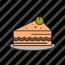 birthday, cake, dessert, food, muffin icon
