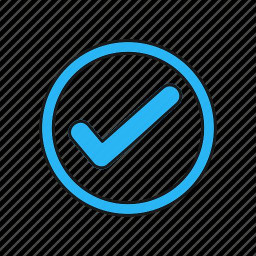 Checklist, chek, confirm, mark, success, tick icon - Download on Iconfinder