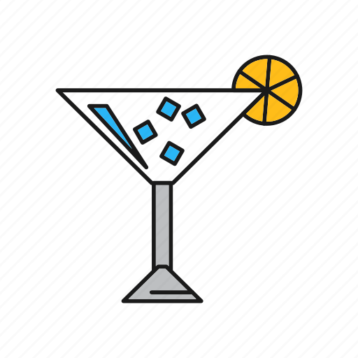 Alcohol, cocktail, drink, glass, soda icon - Download on Iconfinder