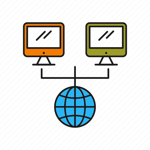 Connected, connection, network, systems icon - Download on Iconfinder