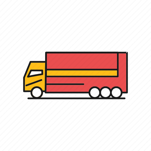 Commerce, delivery, truck icon - Download on Iconfinder