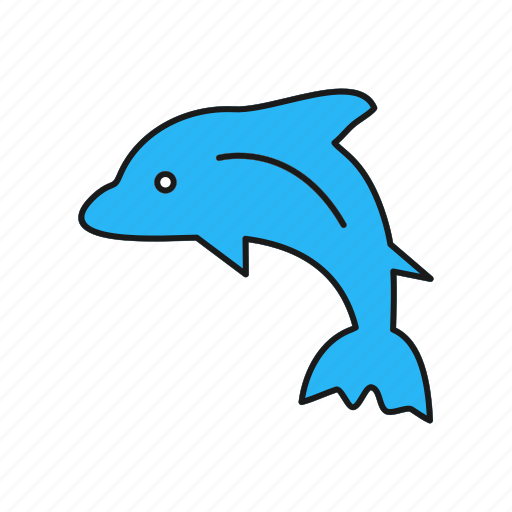 Animal, dolphin, nature, sea icon - Download on Iconfinder