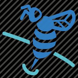 alternative medicine, apitherapy, bee, bee venom, immunological, medical, propolis icon