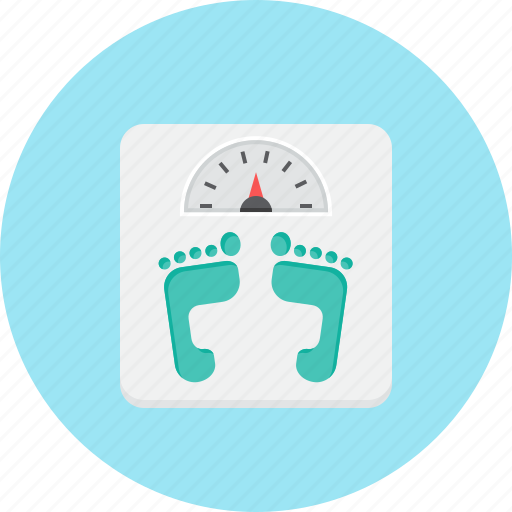 diet, medical, scale, weight loss icon