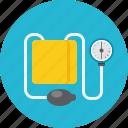 medical, tonometer, blood pressure, cuff
