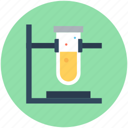 culture tube, lab accessories, lab glassware, sample tube, test tube icon