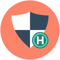 healthcare, hospital care, medical care, medical shield, shield icon