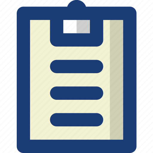 check, document, health, medical, register, report icon