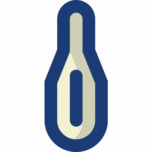 check, health, medical, thermometer icon