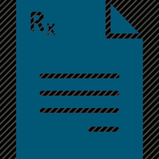 medications, medicine chart, prescription, rx, rx drugs icon