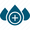 drop, humidity, liquid drop, raindrop, water drop, water droplet icon