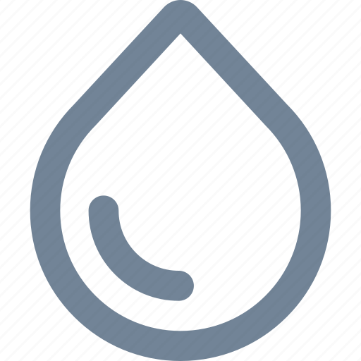 blood, donation, drop, healthcare, line, medical, water icon