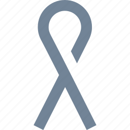 aids, disease, healthcare, hiv, illness, line, medical, ribbon icon