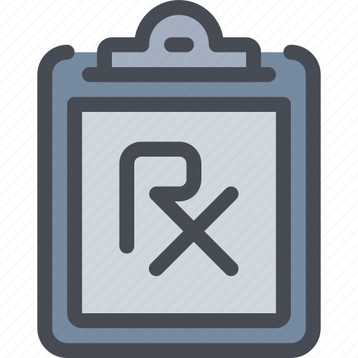 clipboard, healthcare, hospital, medical, report, xray icon
