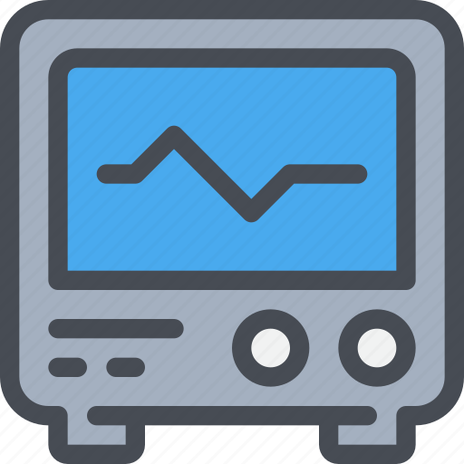 cardiogram, healthcare, hospital, report icon