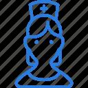 avatar, female, health, healthcare, medical, nurse