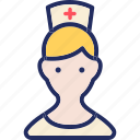 avatar, health, healthcare, male, medical, nurse icon