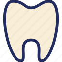 dent, dentist, health, healthcare, medical, teeth, thooth icon