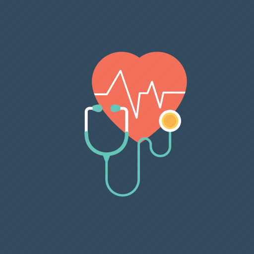 ecg, heart rate measurement, heart rate monitoring, heart rate pressure, heartbeat test icon