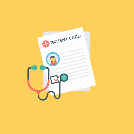 health service, health status, medical check up, medical reports, medical test icon