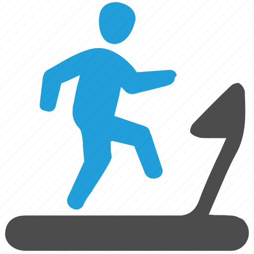 exercise, fitness, health, jogging, jogging machine, running, treadmill icon