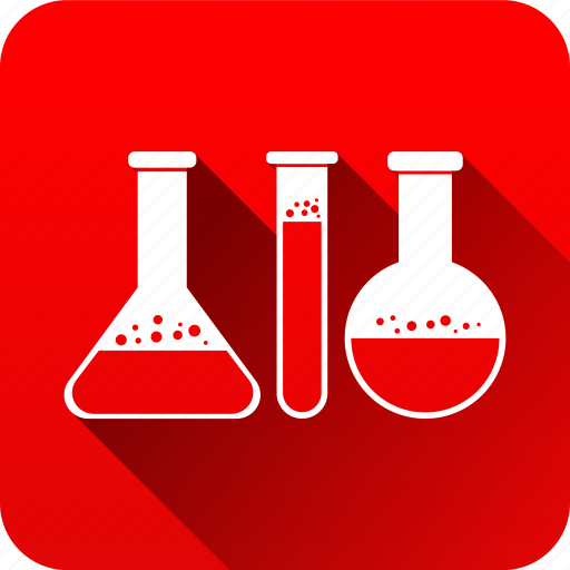 chemical, health care, laboratory, medical equipment, test tubes icon