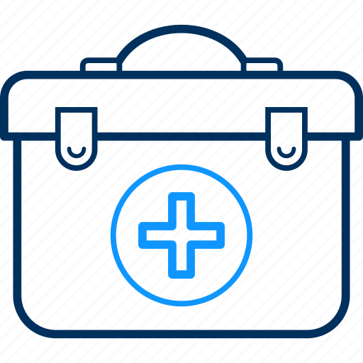 Briefcase, doctor, health, hospital, medical, patient icon - Download on Iconfinder