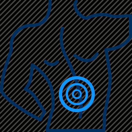 Backbone, doctor, health, hospital, medical, patient icon - Download on Iconfinder