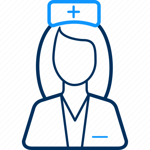 doctor, health, hospital, medical, nurse, patient icon
