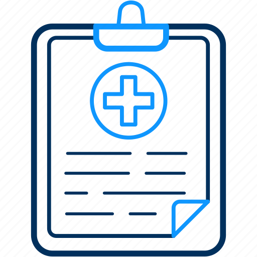 bill, doctor, document, health, hospital, patient icon