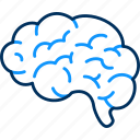 brain, creative, healthy, mind icon