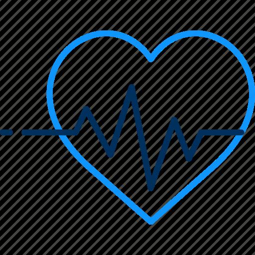 doctor, ecg, health, heart, hospital, medical, patient icon