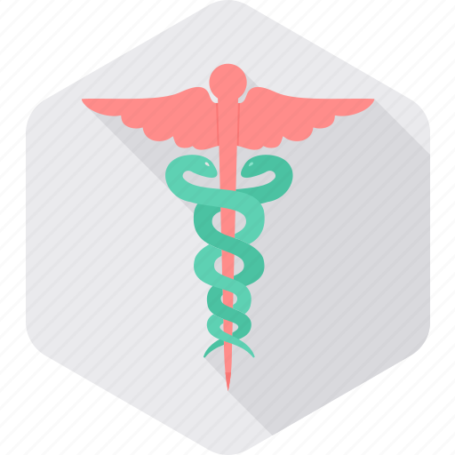 asclepius, caduceus, healthcare, logo, medical, sign icon