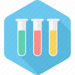 experiment, flask, laboratory, research, sample, science, tube icon