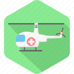 aeroplane, airplane, ambulance, medical, pediatric air ambulance, plane icon