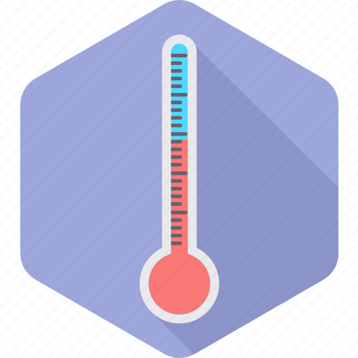 barometer, celsius, fever, medical, temperature, thermometer icon