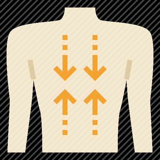 ache, cannabis, marijuana, muscle, pain, relief, spasms icon
