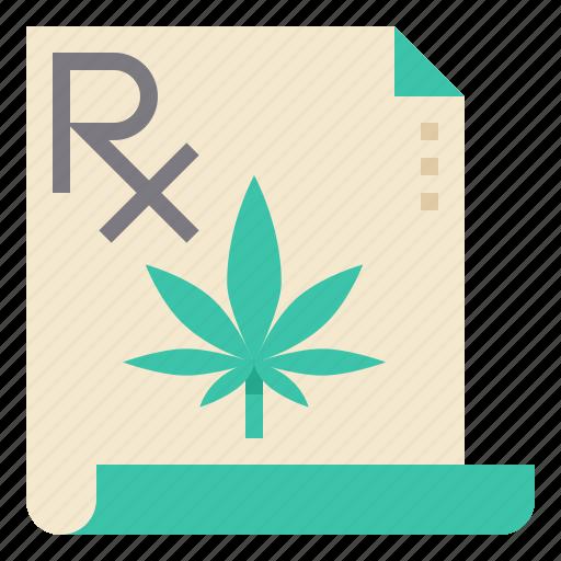 cannabis, marijuana, medical, phamacy, prescription icon